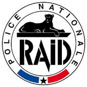 raid logo internet