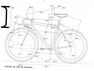 réglage vélo